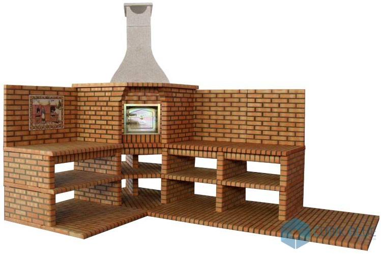 cubik blue trading stone churrasqueiras. Black Bedroom Furniture Sets. Home Design Ideas